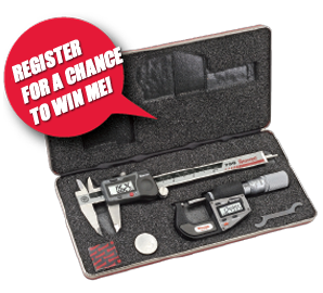 Register to Win this Tool Set!